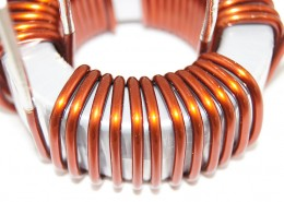3-phase toroidal inductor