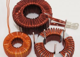 Full range of toroidal inductors