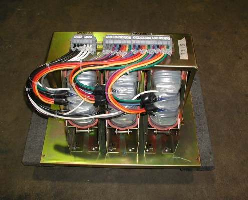 3 phase toroidal power transformers as per your need