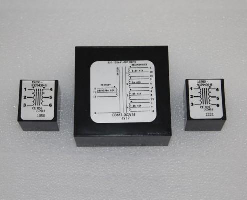 Custom high frequency transformers